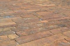 Каменный пол - перспектива - 2877 Стоковая Фотография RF