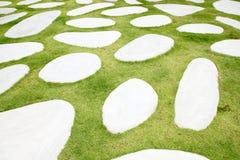 Каменный путь прогулки Стоковая Фотография