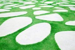 Каменный путь прогулки Стоковое фото RF