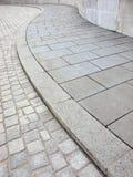 каменный путь Стоковое фото RF