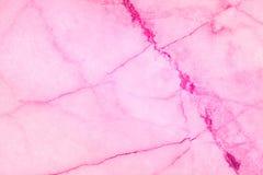 Каменный розовый мрамор, мраморная текстура, мраморная поверхность, камень для des Стоковое фото RF