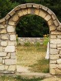Каменный свод Стоковое Фото