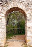 каменный свод Стоковые Фото