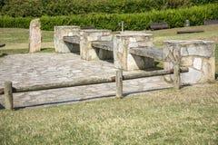 Каменный стенд 2 Стоковые Изображения RF