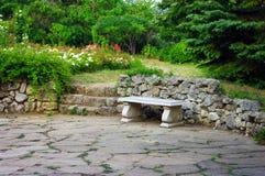Каменный стенд Стоковые Фотографии RF