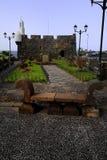 Каменный стенд Стоковые Изображения