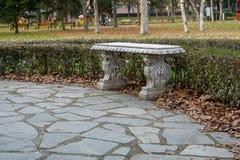 Каменный стенд стоковое изображение