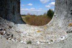 каменный столбец Стоковая Фотография RF