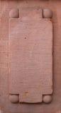 Каменный сляб Стоковое фото RF