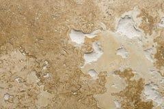каменный травертин стоковое изображение rf