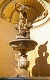 Каменный фонтан Стоковые Фотографии RF