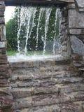 Каменный фонтан Стоковое Изображение