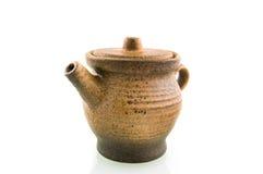 каменный чайник Стоковая Фотография