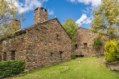 Каменный шифер дома Стоковая Фотография RF