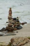 3 каменных башни Стоковые Изображения RF