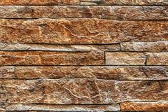 камень абстрактной предпосылки малый облицовывает стену текстуры Стоковые Фотографии RF