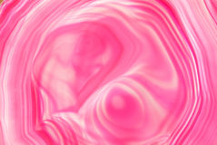 камень агата розовый Стоковые Фото