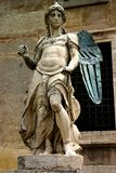 камень ангела медный Стоковые Фотографии RF