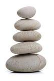 камень баланса Стоковые Фото