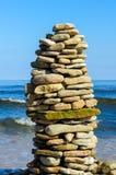 Камень башни стоковые изображения rf