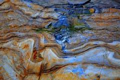 Камень в парке RX Стоковое Фото