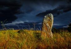 Камень в Tarazona Испании Стоковая Фотография