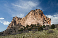 камень горы Стоковые Изображения