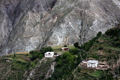камень горы Стоковое Фото