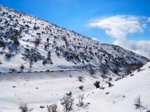 камень горы стоковая фотография