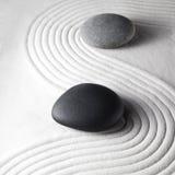 Камень Дзэн стоковые изображения rf