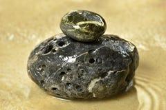 Камень Дзэн Стоковое фото RF