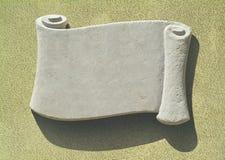 камень знака Стоковые Фотографии RF