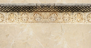 камень знамени декоративный Стоковые Изображения RF