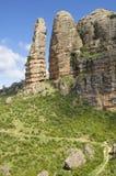 камень иглы Стоковое Изображение