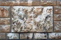 камень Иерусалима стоковые изображения