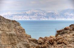 камень Израиля пустыни Стоковое фото RF