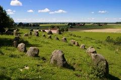 камень кругов Стоковая Фотография RF