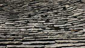 камень крыши Стоковое Фото