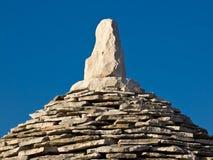 камень крыши Стоковые Фото