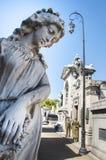 Камень кладбища стоковые фотографии rf