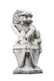 камень льва Стоковая Фотография RF