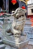 камень льва Стоковые Изображения RF