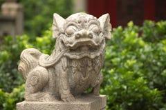 камень льва Стоковое Изображение RF