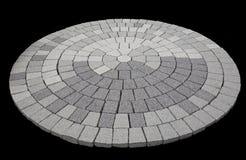 камень мозаики круглый стоковые фото