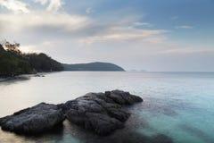 Камень моря Стоковое фото RF