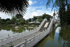 камень моста свода Стоковое Фото