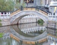 камень моста Стоковая Фотография
