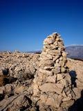камень неба Стоковые Фотографии RF