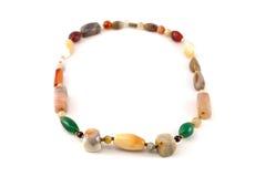 камень ожерелья Стоковая Фотография