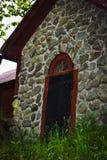 камень дома старый Стоковые Фотографии RF